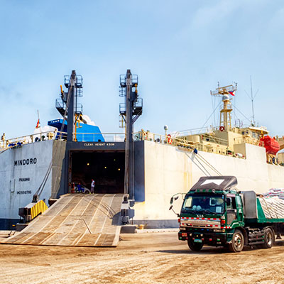 Foreign Cargo Transshipment