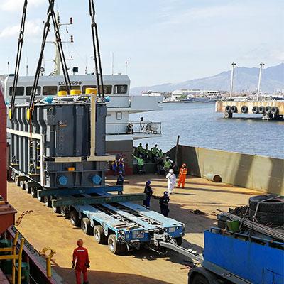 Integrated Cargo Handling